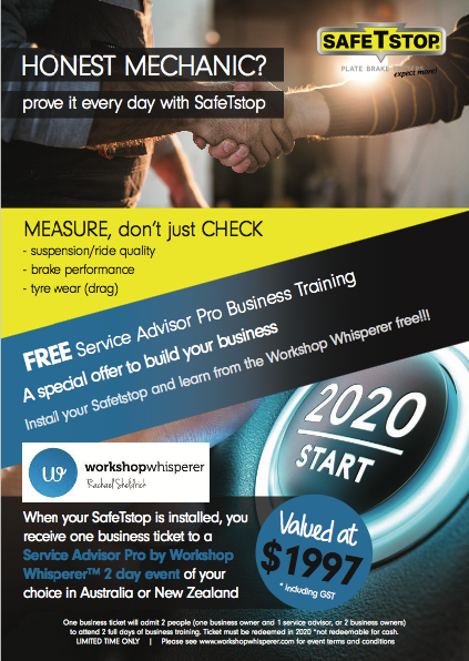 Your Service Advisor is vital to your business (even if it's YOU!)